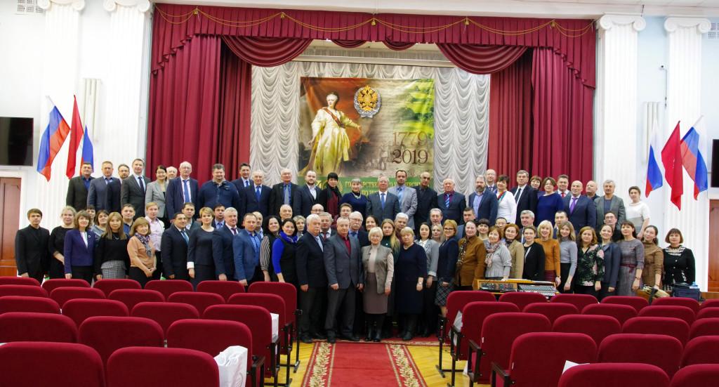 Общее фото Москва январь 2020
